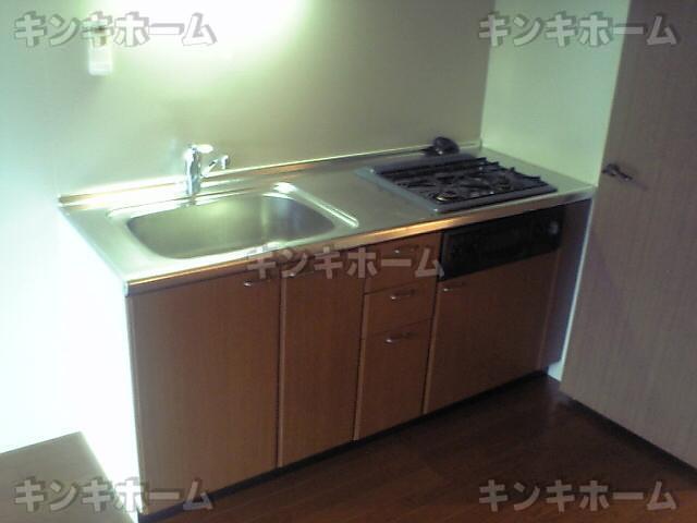 木質システムキッチン